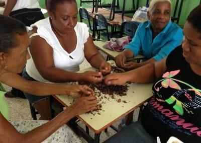 The Women's Cocoa Collective in Dominican Republic